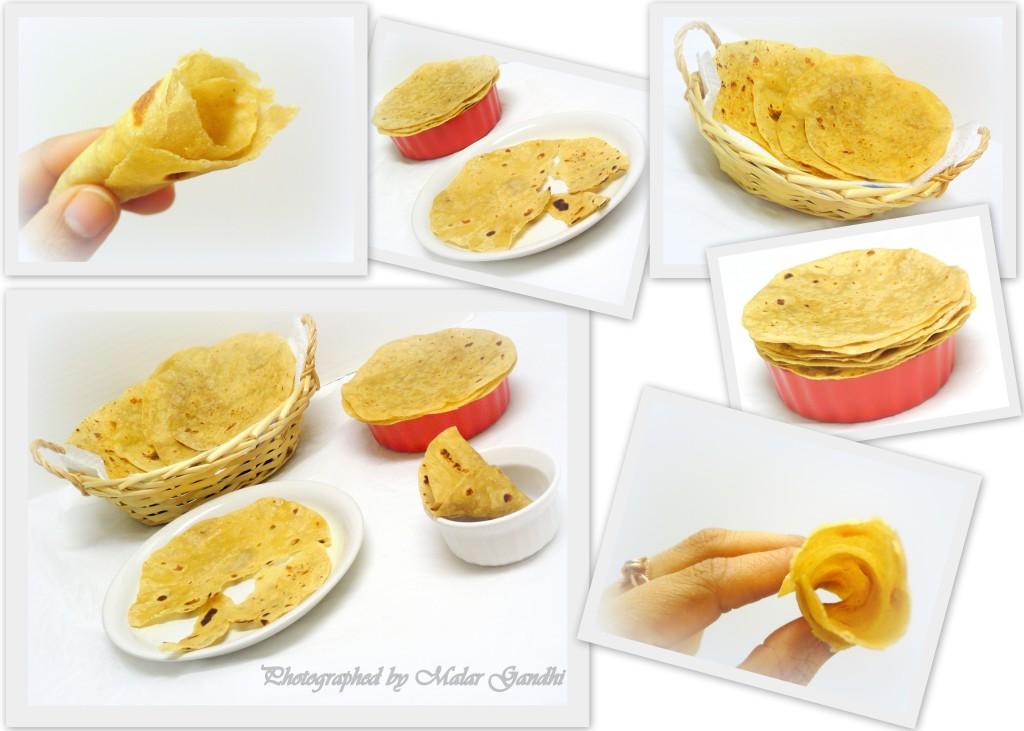 Super-soft Chappathi